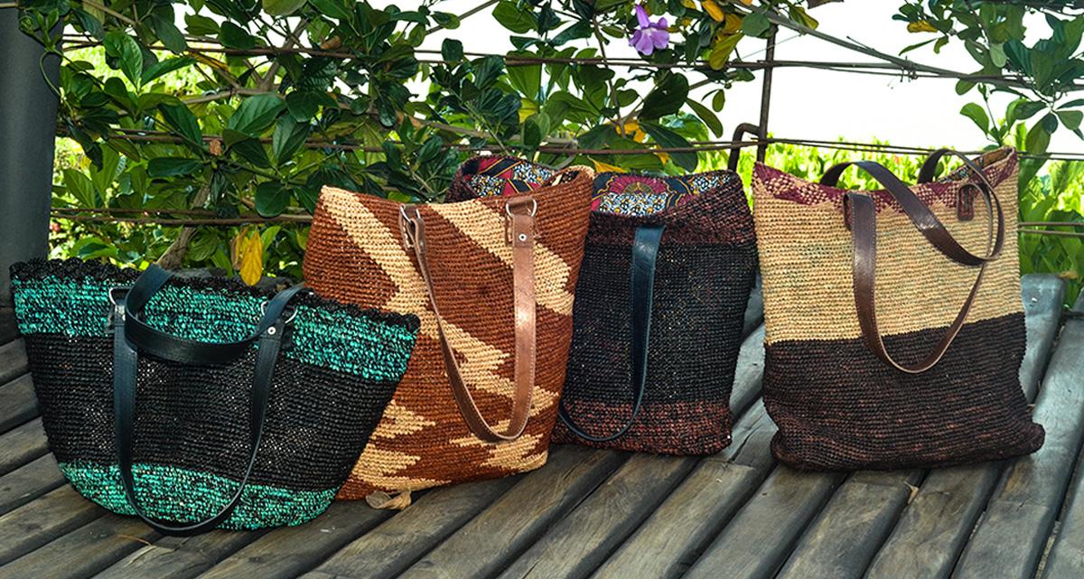 Bags Tsimoka Madagascar