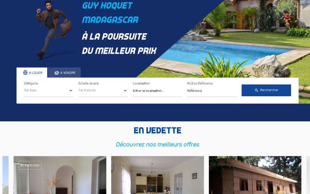 GUY HOQUET MADAGASCAR