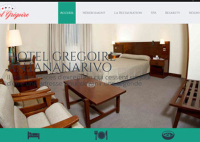 HOTEL GRÉGOIRE ANTANANARIVO MADAGASCAR