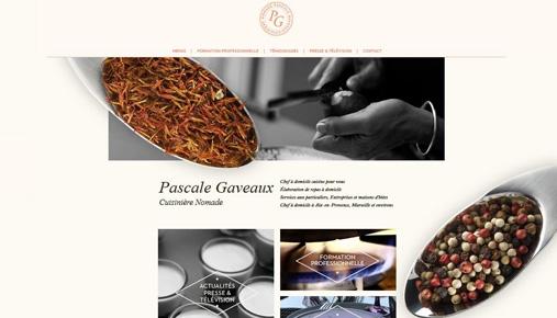 Chef à domicile Pascale Gaveaux