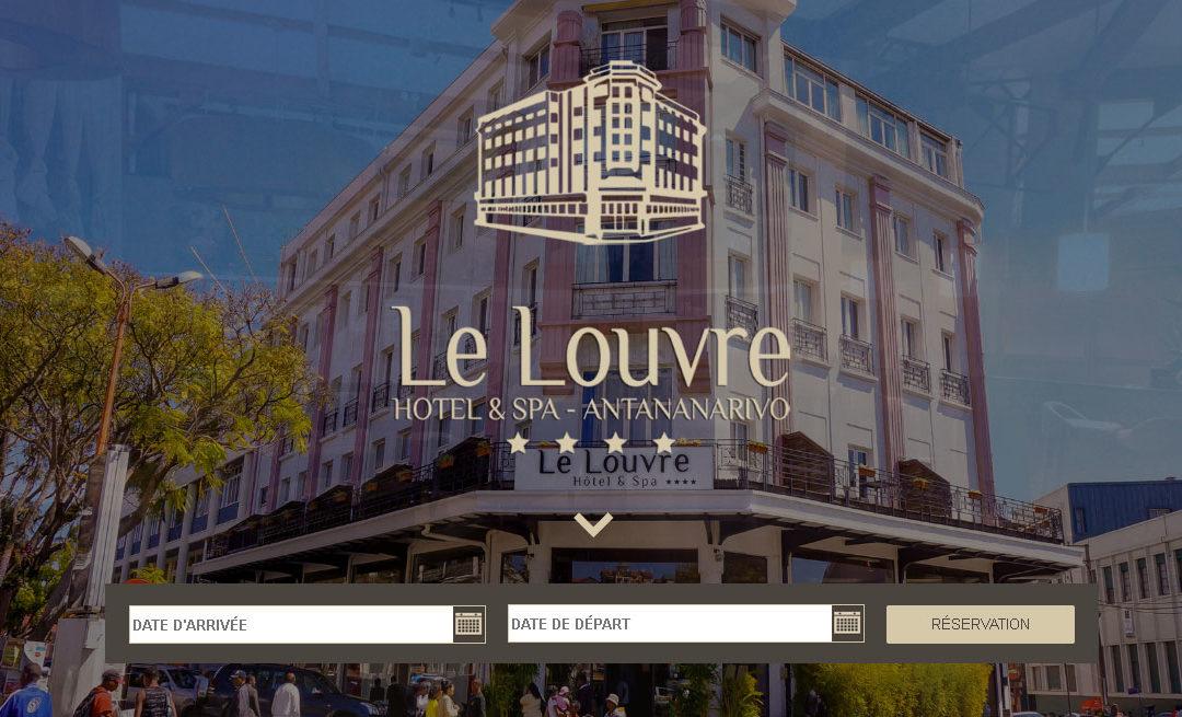 Le Louvre Hôtel & Spa
