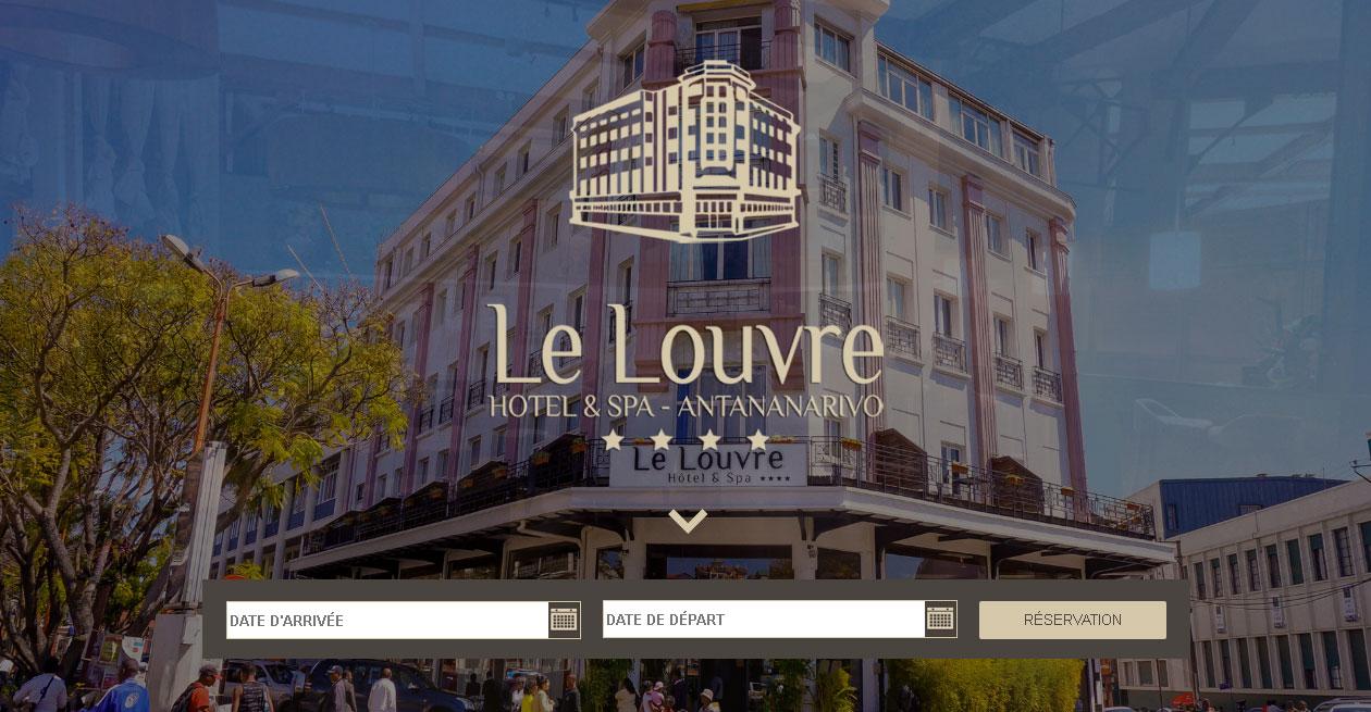 Site prémium - Le Louvre